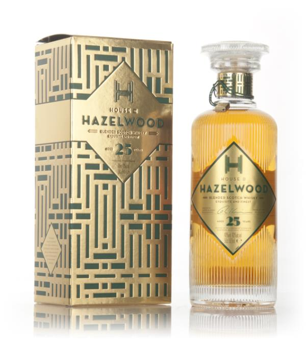 House of Hazelwood 25 Year Old 3cl Sample Blended Whisky