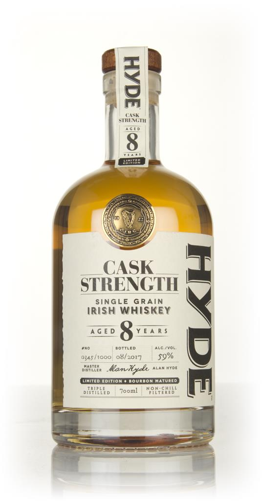 Hyde 8 Year Old Cask Strength Grain Whiskey