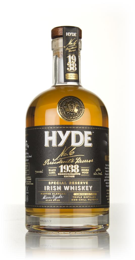 Hyde No. 6 Presidents Reserve Blended Whiskey