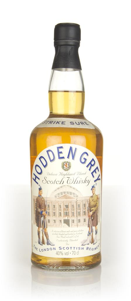 Hodden Grey Deluxe - 1990s Blended Whisky