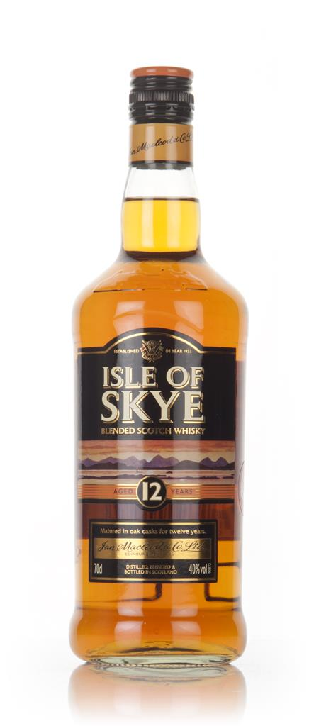 Isle Of Skye 12 Year Old (Ian Macleod) Blended Whisky
