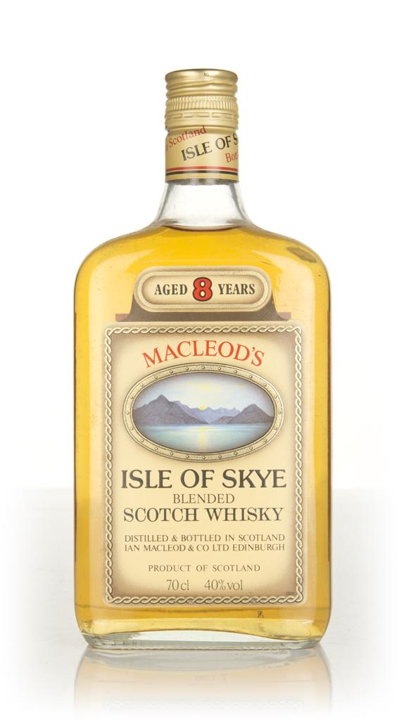 Isle of Skye 8 Year Old - 1990s Blended Whisky
