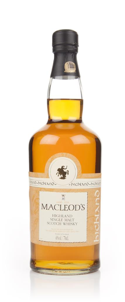 Macleods Highland Single Malt (Ian Macleod) Single Malt Whisky
