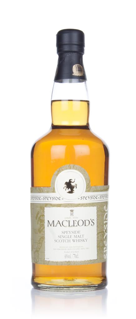 Macleods Speyside Single Malt (Ian Macleod) Single Malt Whisky