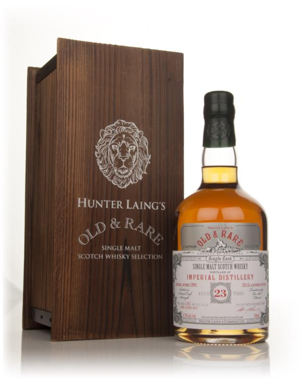 Imperial 23 Year Old 1990 - Old & Rare Platinum (Hunter Laing) 3cl Sam Single Malt Whisky