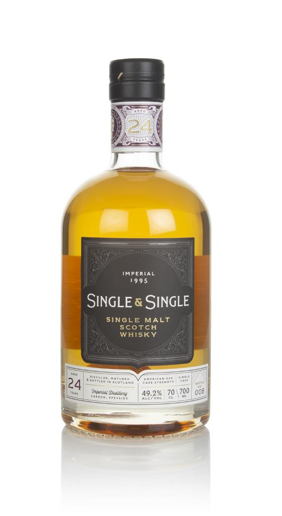 Imperial 24 Year Old 1995 - Single & Single Single Malt Whisky