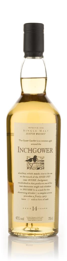 Inchgower 14 Year Old - Flora and Fauna Single Malt Whisky