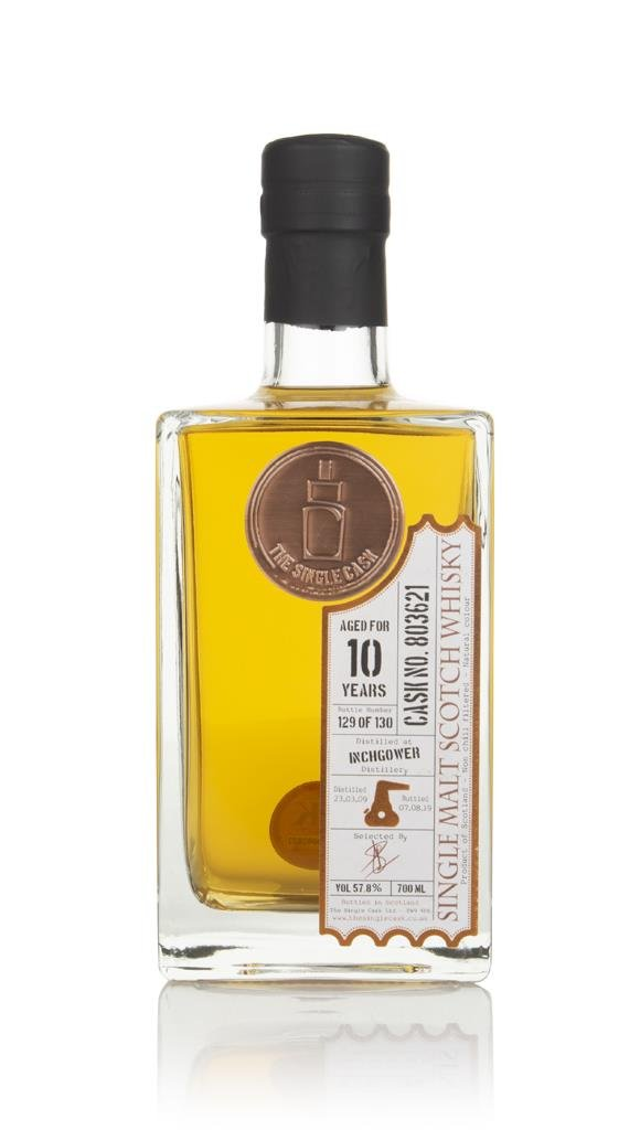 Inchgower 10 Year Old 2009 (cask 803621) - The Single Cask Single Malt Whisky