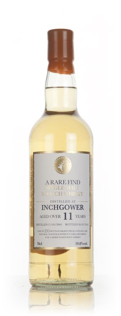 Inchgower 11 Year Old 2005  - A Rare Find (Gleann Mor) Single Malt Whisky