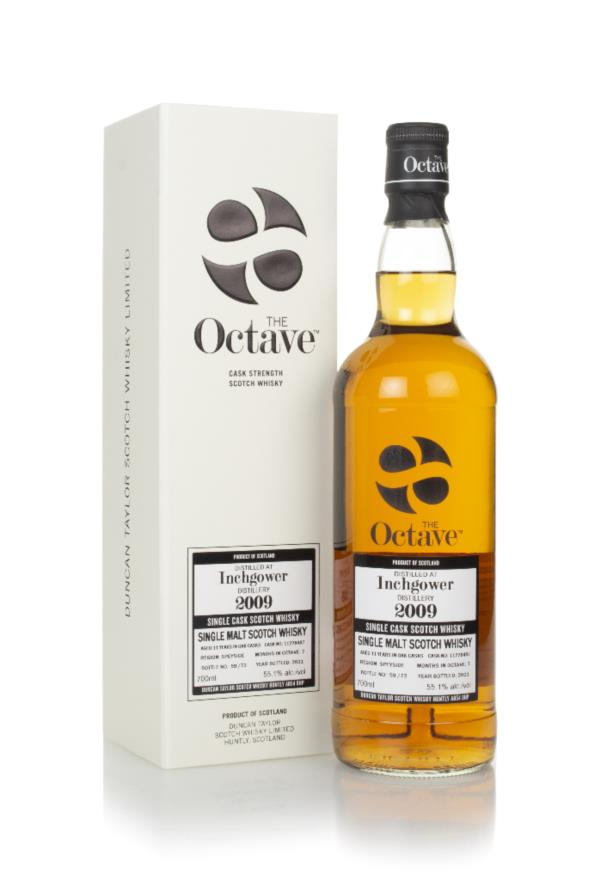 Inchgower 11 Year Old 2009 (cask 11228487) - The Octave (Duncan Taylor Single Malt Whisky