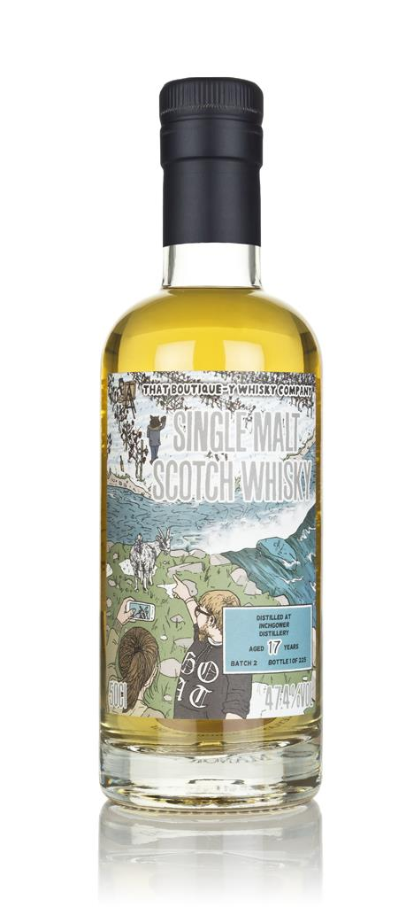 Inchgower 17 Year Old (That Boutique-y Whisky Company) Single Malt Whisky