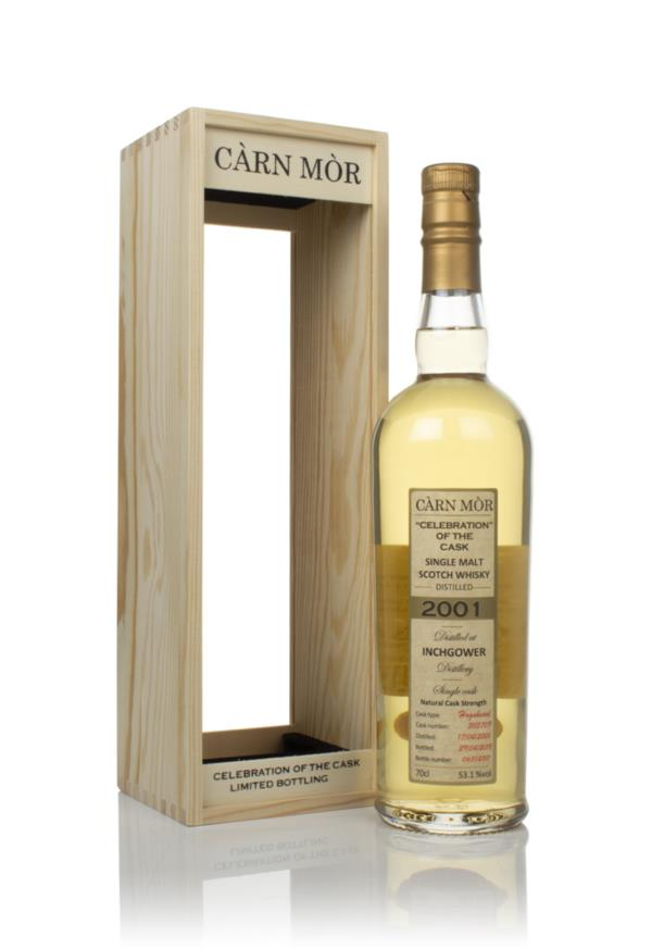 Inchgower 18 Year Old 2001 (cask 303709) - Celebration of the Cask (Ca Single Malt Whisky