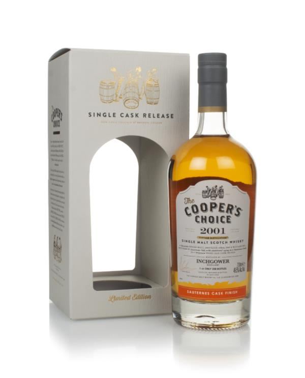 Inchgower 19 Year Old 2001 (cask 9334) - The Coopers Choice (The Vint Single Malt Whisky