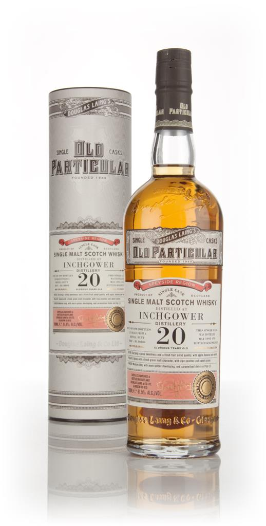 Inchgower 20 Year Old 1995 (cask 10880) - Old Particular (Douglas Lain Single Malt Whisky