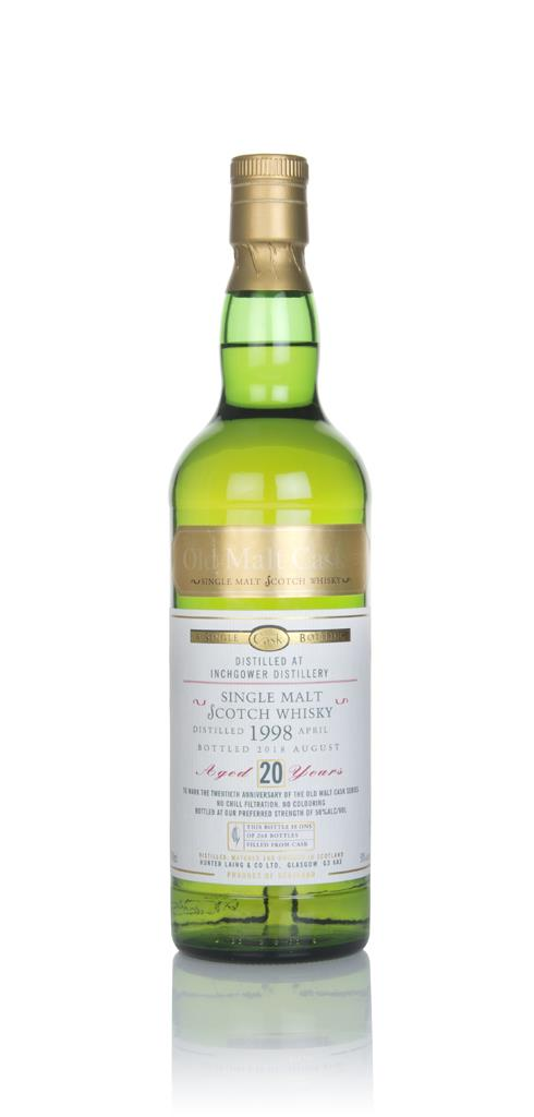 Inchgower 20 Year Old 1998 - Old Malt Cask (Hunter Laing) Single Malt Whisky