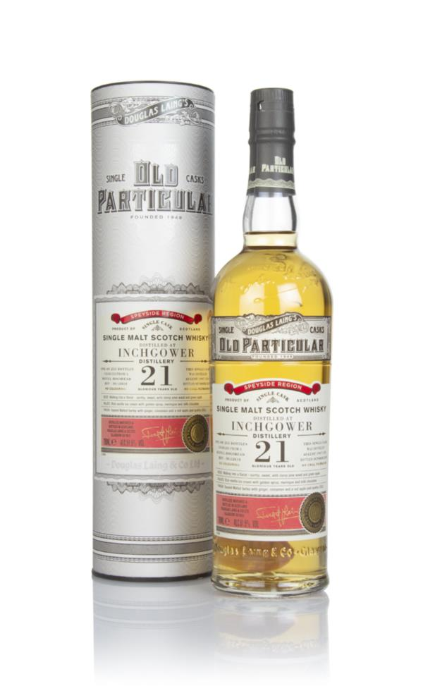 Inchgower 21 Year Old 1997 (cask 12818) - Old Particular (Douglas Lain Single Malt Whisky