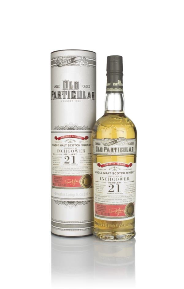 Inchgower 21 Year Old 1998 (cask 13713) - Old Particular (Douglas Lain Single Malt Whisky