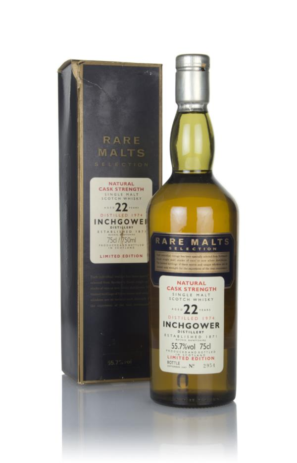 Inchgower 22 Year Old 1974 - Rare Malts Single Malt Whisky