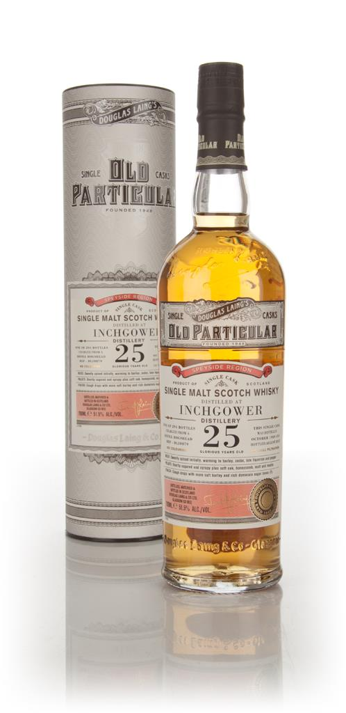 Inchgower 25 Year Old 1989 (cask 10879) - Old Particular (Douglas Lain Single Malt Whisky