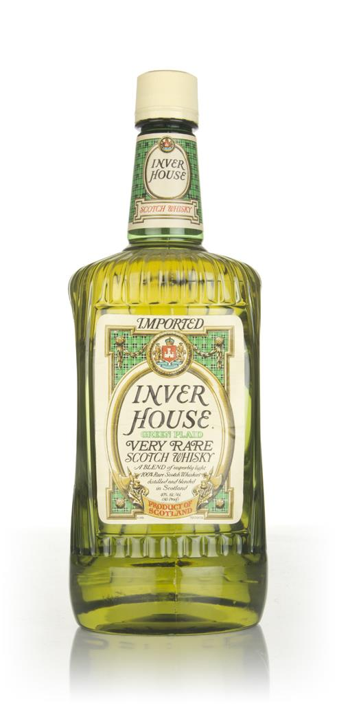 Inver House Green Plaid (1.75L) - 1980s Blended Whisky