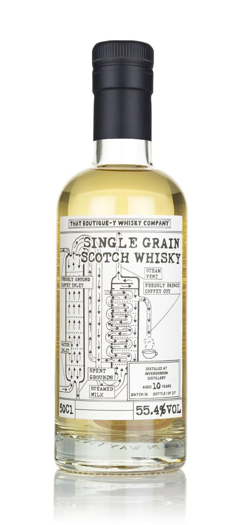 Invergordon 10 Year Old (That Boutique-y Whisky Company) 3cl Sample Grain Whisky