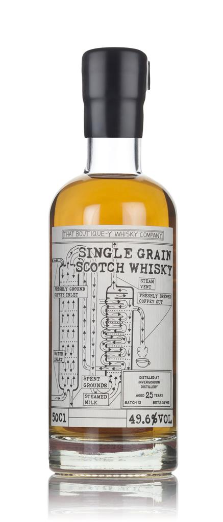 Invergordon 25 Year Old (That Boutique-y Whisky Company) 3cl Sample Grain Whisky