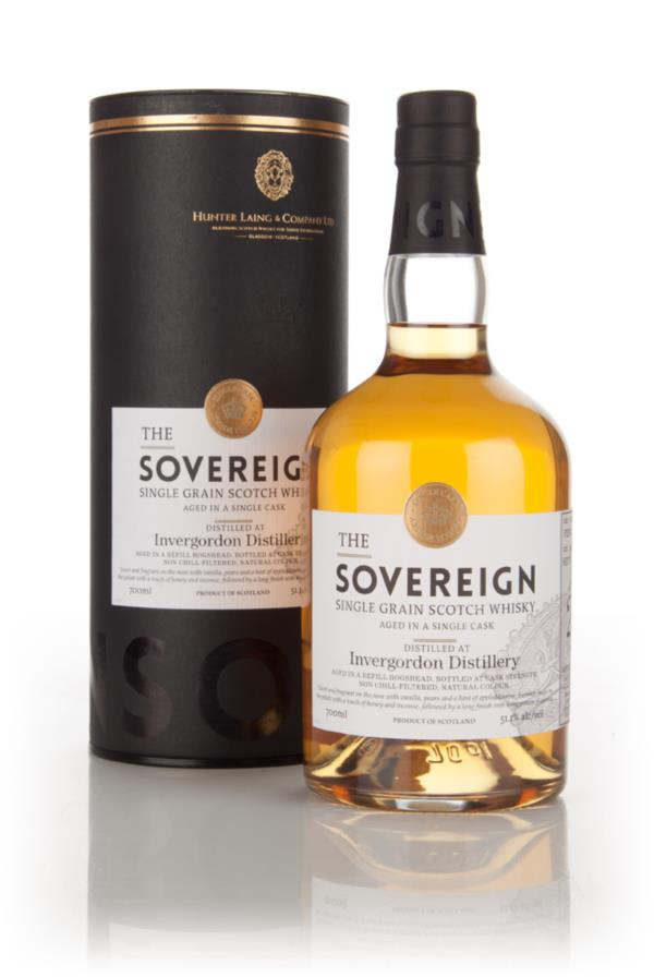 Invergordon 27 Year Old 1988 (cask 11853) - The Sovereign (Hunter Lain Grain Whisky