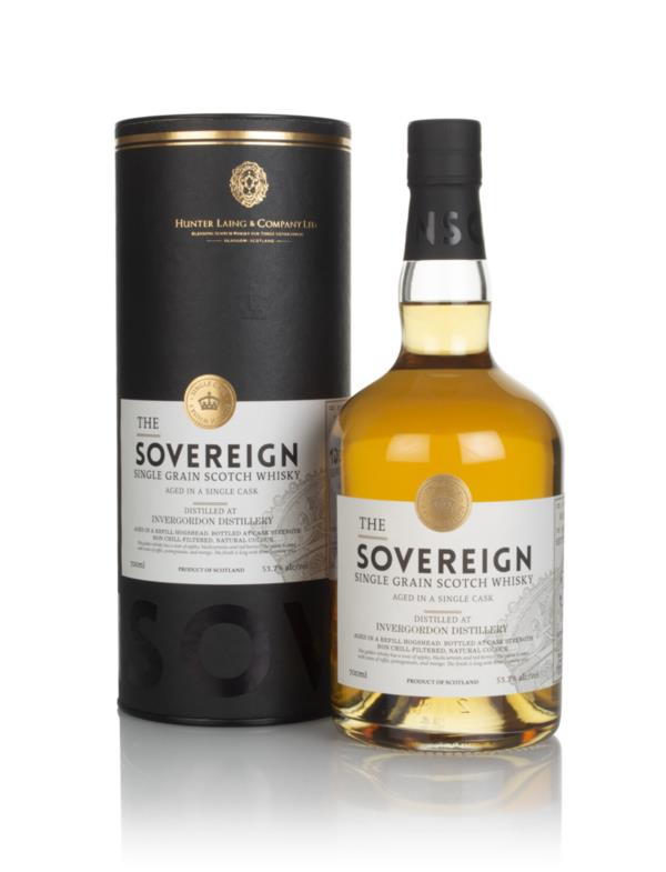 Invergordon 31 Year Old 1988 (cask 17206) - The Sovereign (Hunter Lain Grain Whisky