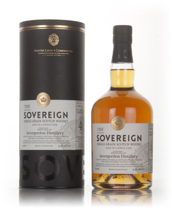 Invergordon 40 Year Old 1977 (cask 13278) - The Sovereign (Hunter Lain Grain Whisky