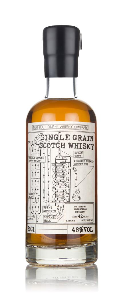 Invergordon 42 Year Old (That Boutique-y Whisky Company) 3cl Sample Grain Whisky
