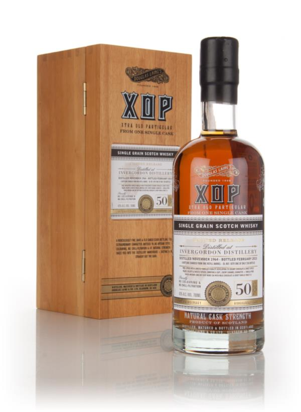 Invergordon 50 Year Old 1964 (cask 2) - Xtra Old Particular (Douglas L Grain Whisky 3cl Sample