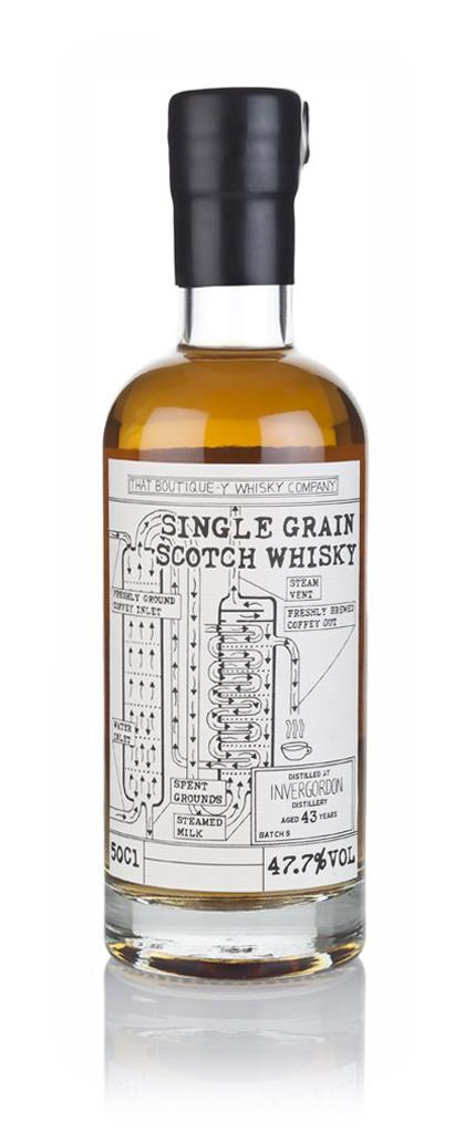 Invergordon 43 Year Old (That Boutique-y Whisky Company) 3cl Sample Grain Whisky