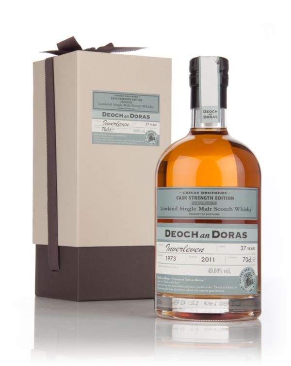 Inverleven 37 Year Old 1973 - Deoch an Doras (Chivas Brothers) Single Malt Whisky