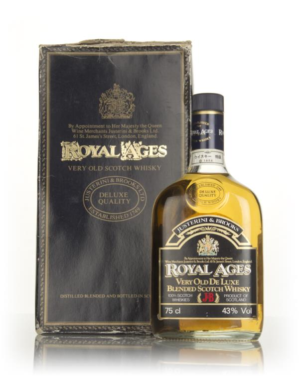 J&B Royal Ages - 1970s Blended Whisky