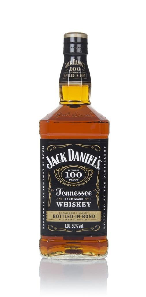 Jack Daniel's 100 Proof Bottled-in-Bond Tennessee Tennessee Whiskey