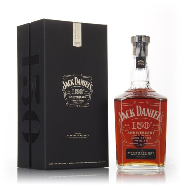 Jack Daniels 150th Anniversary of the Distillery Special Edition Tennessee Whiskey