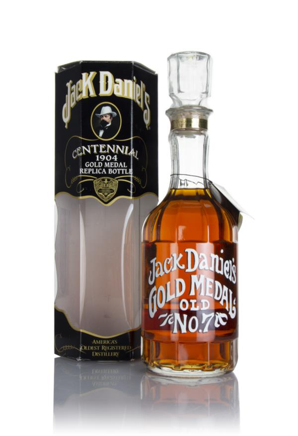Jack Daniels 1904 Gold Medal Tennessee Whiskey - 100th Anniversary (1 Tennessee Whiskey
