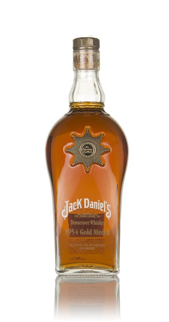 Jack Daniel's 1954 Gold Medal Tennessee Tennessee Whiskey