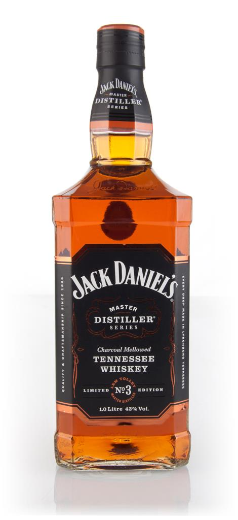 Jack Daniels Master Distiller Series No. 3 1l Tennessee Whiskey