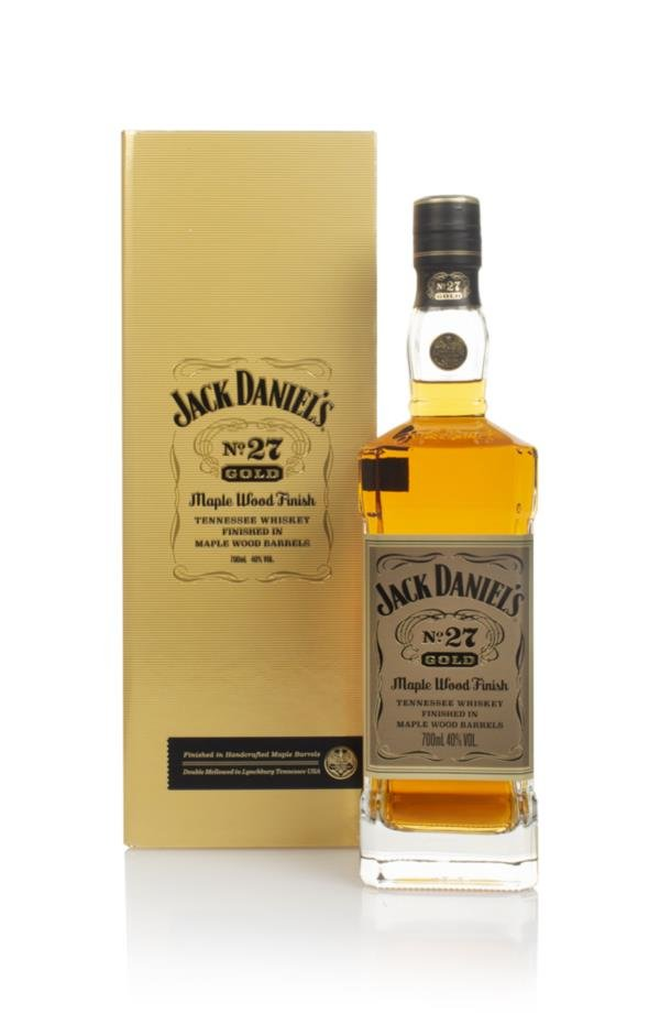 Jack Daniels No. 27 Gold Tennessee Whiskey