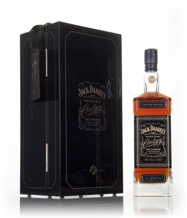 Jack Daniels Sinatra Century Tennessee Whiskey