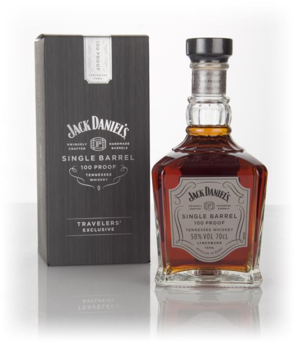 Jack Daniels Single Barrel 100 Proof Tennessee Whiskey
