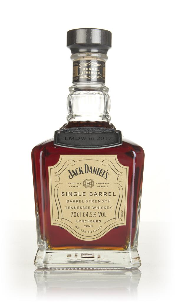 Jack Daniels Single Barrel - Barrel Strength (La Maison du Whisky 201 Tennessee Whiskey