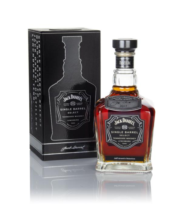 Jack Daniels Single Barrel - Jeff Arnett Selection 2017 Tennessee Whiskey