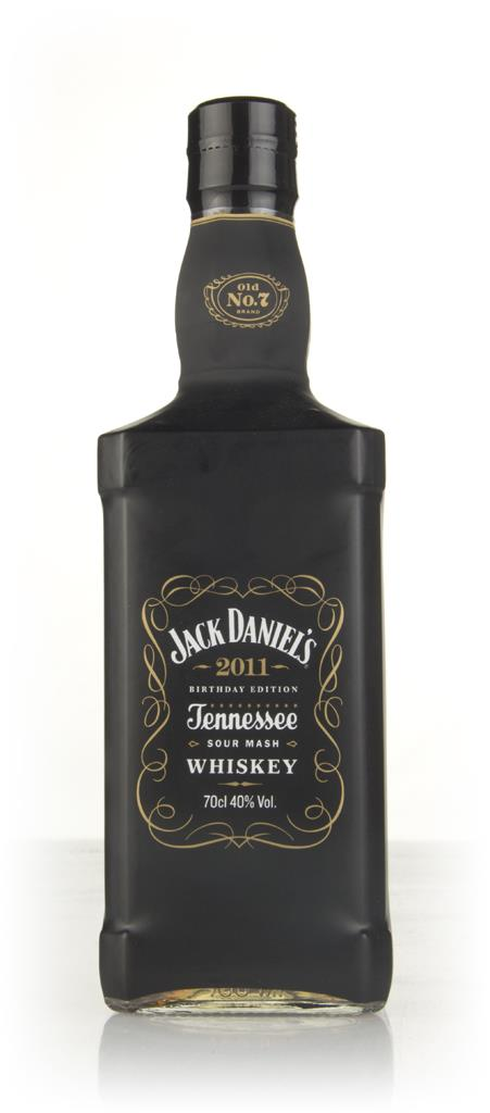 Jack Daniel's Tennessee Whiskey - 2011 Birthday Edition Tennessee Whiskey