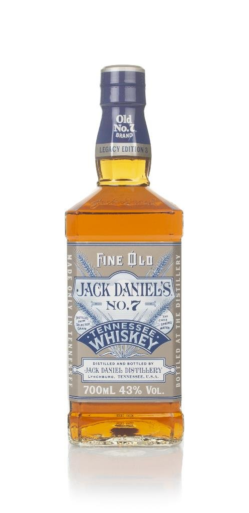 Jack Daniels Tennessee Whiskey Legacy Edition 3 Tennessee Whiskey