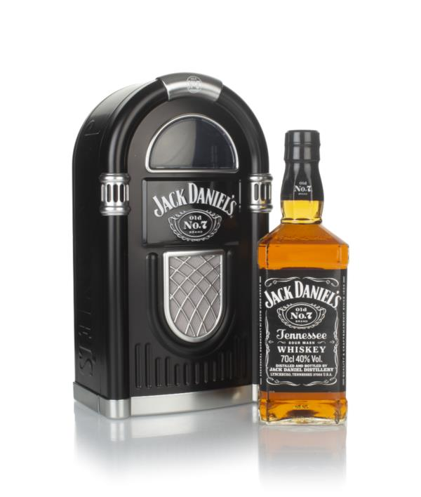 Jack Daniel's Tennessee Whiskey with Juke Box Presentation Tin Tennessee Whiskey