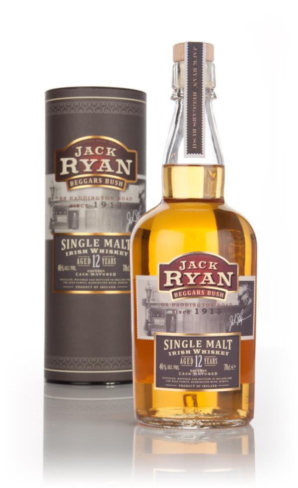 Jack Ryan Beggars Bush 12 Year Old Single Malt Whiskey
