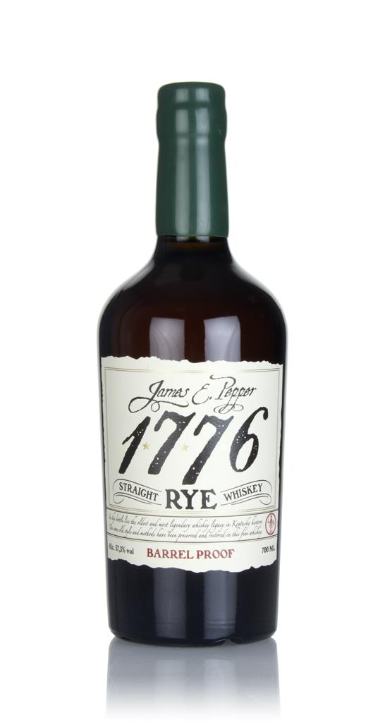 1776 Straight Rye Whiskey - Barrel Proof Rye Whiskey