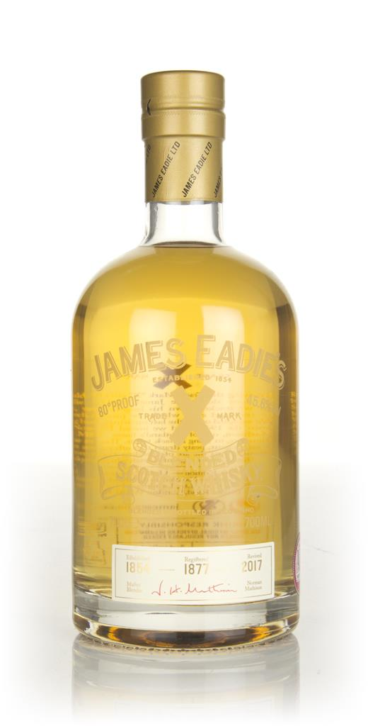 James Eadies Trade Mark X Blended Whisky